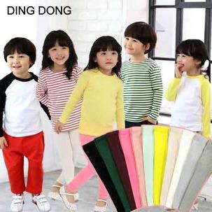 유아/아동 레깅스 티셔츠 바지