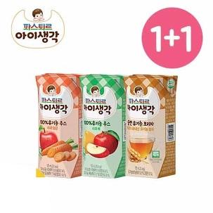 [대용량특가] 아이생각 주스 1+1행사