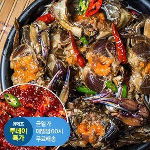 [투데이특가] 김가네 간장게장 2kg