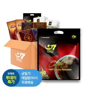 [투데이특가] G7 200T, 콘삭커피 외