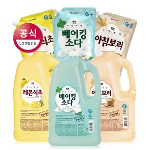 [무료배송] 자연퐁 주방세제 3L X2