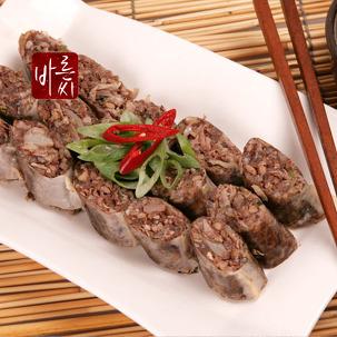 다양한 병천/고기/피순대 순대모음