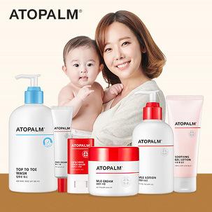 [건조제로] 아토팜 유아 수딩젤 1+1