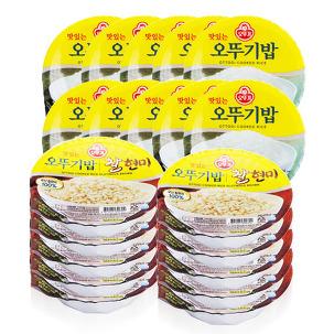 [원더배송] 오뚜기밥 210g 12개