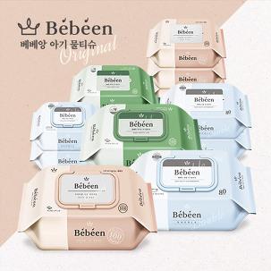[무료배송] 베베앙 아기 물티슈