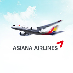 [위메프투어데이] 아시아나 항공권
