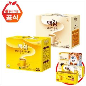 [최대4천원] 맥심 커피 모카골드400T