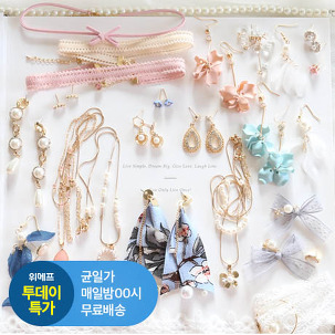 [투데이특가] 핸드메이드 신상귀걸이