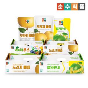 [무료배송] 순수식품 도라지배즙1+1