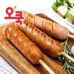 오쿡 닭가슴살 핫바
