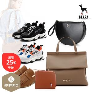 [롯데] 블랙마틴싯봉 슈즈/BAG