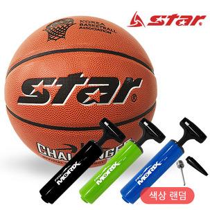[무료배송] 스타 챌린져 에어 농구공
