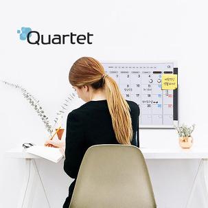 Quartet 메모보드 모음