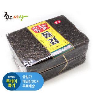 [투데이특가] 신안 곱창돌김 100매