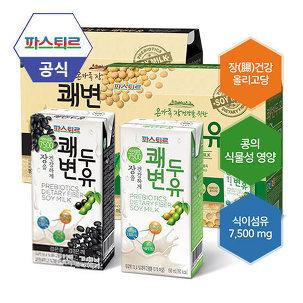 [원더배송] 파스퇴르 쾌변두유 20팩