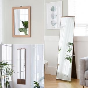 국내공장생산 트렌디 전신거울벽거울
