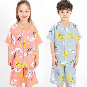 풍기인견 유아동 여름잠옷