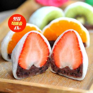 [맛집직배송] 홍대 과일모찌! 찹쌀떡