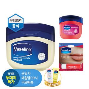 [투데이특가] 바세린 퓨어젤리 3+2