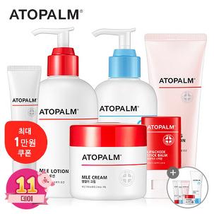 [11데이] 아토팜 유아로션 크림 ~55%