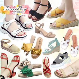 [패션뷰티위크] 여름샌들 신발 +30%