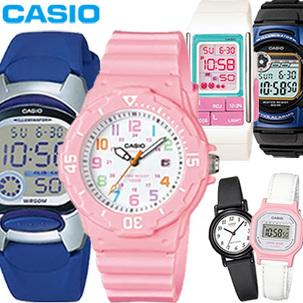 [방수시계] 카시오 어린이 손목시계