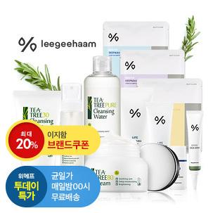 [투데이특가] 이지함 티트리 크림
