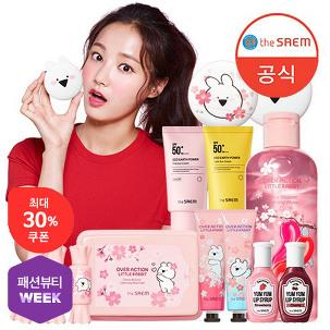[패션뷰티위크] 더샘 샘데이 51%+30%