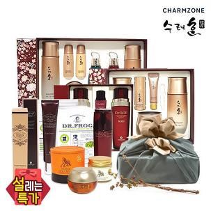 [반값특가]수려한&참존 설 선물세트