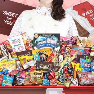 발렌타인데이 초콜릿 선물세트