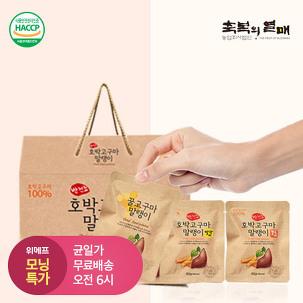 [모닝특가] 고구마말랭이 세트 15봉