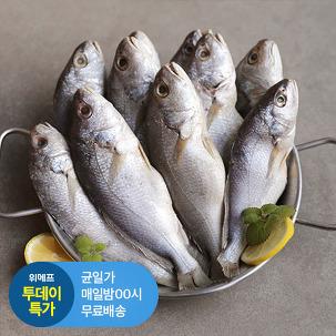 [투데이특가] 민어굴비 10미 20~23cm