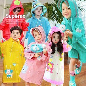 슈퍼렉스 아동 비옷 우비 레인코트