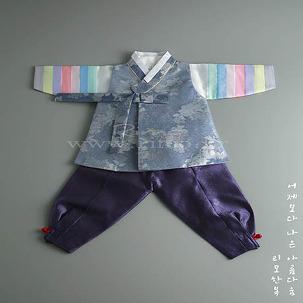 [아동한복] 리모 Track-24 남아한복