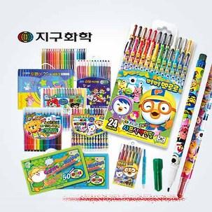 지구화학 색연필/싸인펜