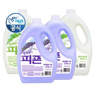 [원더쿠폰] 피죤 섬유유연제 3.1LX4