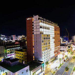 [제주]호텔 에어시티 + 편의점 5천원