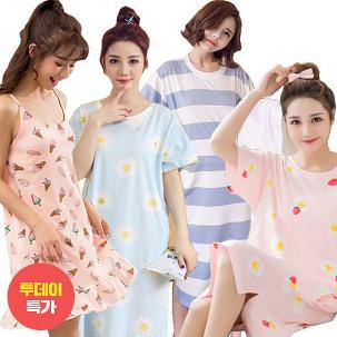 [투데이특가] 홈드레스&원피스잠옷
