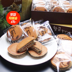 [맛집직배송] 경주 무방부제찰보리빵