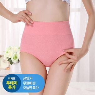 [투데이특가] 순면 복부&노라인 팬티