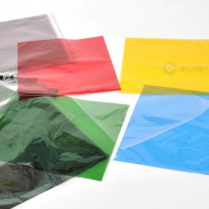 [무료배송] 오색 셀로 판지 250매
