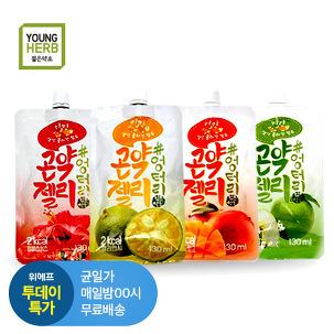 [투데이특가] 2kcal 곤약젤리 20팩