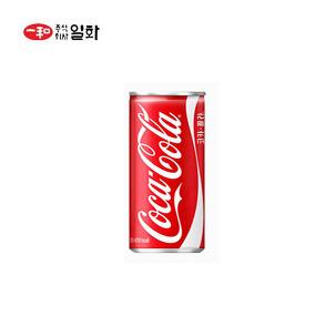 코카콜라 185ml×30캔 외 캔음료!!