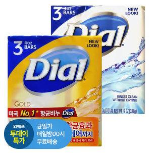 [투데이특가] 다이알 비누 3입 x 3개