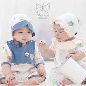 메르베/여름신생아우주복/아기우주복