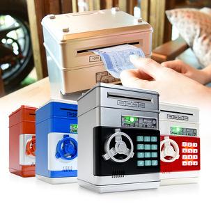 디지털지폐저금통 ATM 미니금고