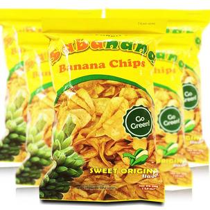 [무료배송] 사바나나 바나나칩 5봉