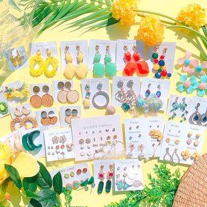 [반값특가-노랑] 신상 귀걸이 종합전