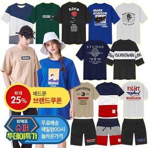 [슈퍼투데이특가] 매드문 신상 277종