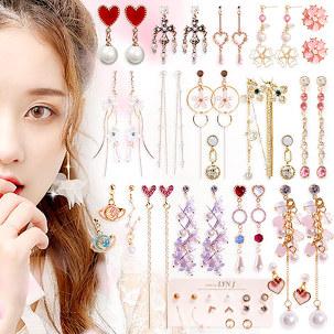 [무료배송] 자체제작 귀걸이,반지!
